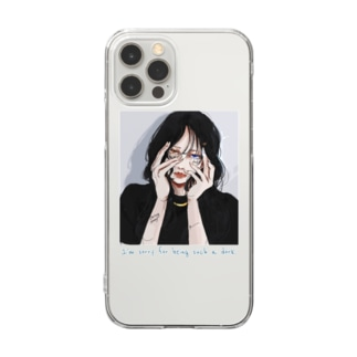 Sorry Darling Clear smartphone cases