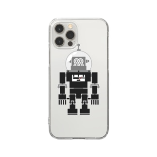 PLASTIC SOLDIER Clear smartphone cases