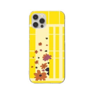 扉 Clear smartphone cases
