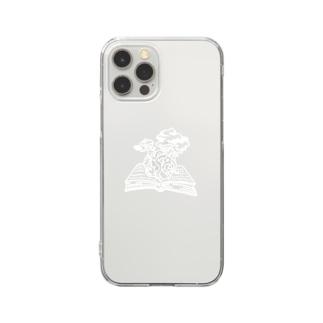 すてきな本 Clear smartphone cases