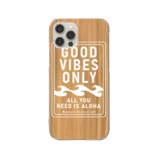 Sign Board Clear smartphone cases