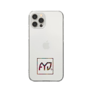 A11yourDays スマホケース 12 Clear smartphone cases