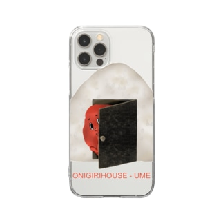 ONIGIRIHOUSE Clear smartphone cases