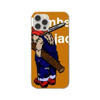 Lumberjack  Clear smartphone cases