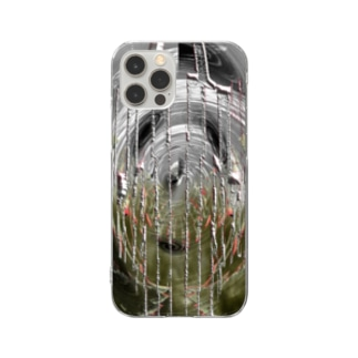 abstract Clear Smartphone Case
