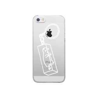 pure Clear smartphone cases