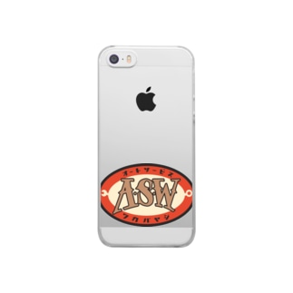 A.S.W Clear smartphone cases