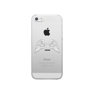 angel Clear smartphone cases