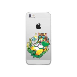 カフ・クリアケース Clear smartphone cases