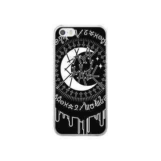 zodiacsign SPD Clear smartphone cases