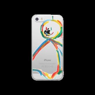 のぶゆきのdream0001 Clear smartphone cases