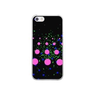 Dot Clear smartphone cases