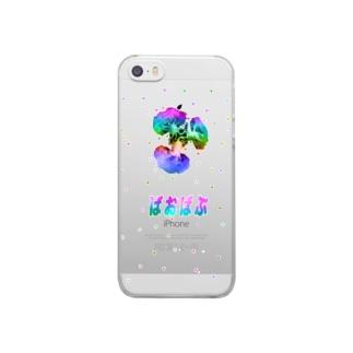 くそバオバオ Clear smartphone cases