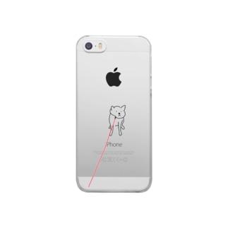 とおくでいやがるいぬ Clear smartphone cases