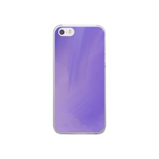 Ek Clear smartphone cases