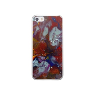 Fe Clear smartphone cases