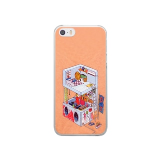 DJ猫 Clear smartphone cases
