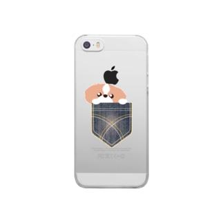 狆 Clear smartphone cases