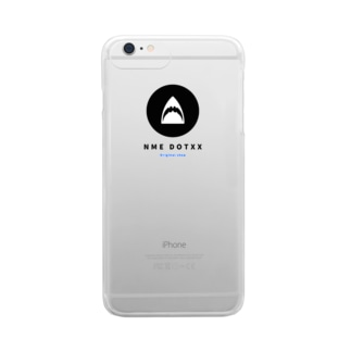 nmedotxx logo4 Clear smartphone cases