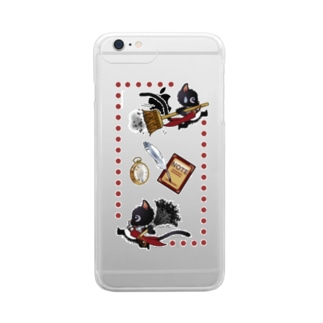 Tiney Butler Clear smartphone cases