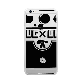 すぎもと、のフックオフ Clear smartphone cases