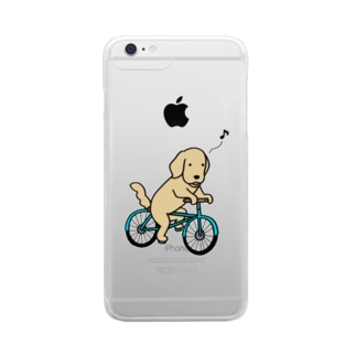 bicycle 2 Clear smartphone cases