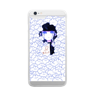 ??? Clear smartphone cases
