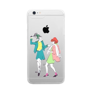 So Tough Clear smartphone cases