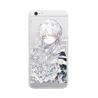 Sugar Clear smartphone cases