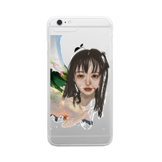 Heavenly Clear smartphone cases