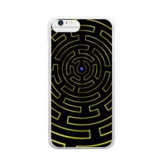 Maze Clear smartphone cases