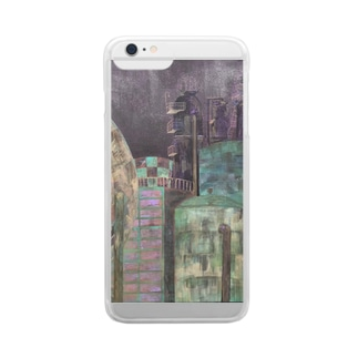 mystery Clear smartphone cases