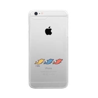 iruka Clear Smartphone Case