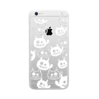 MONSTER CATs Clear smartphone cases