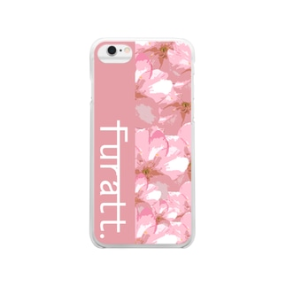 🌸 Clear smartphone cases