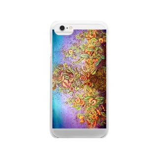 Parallel World No.2   type A Clear smartphone cases