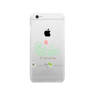 るいたいちゃそう Clear smartphone cases