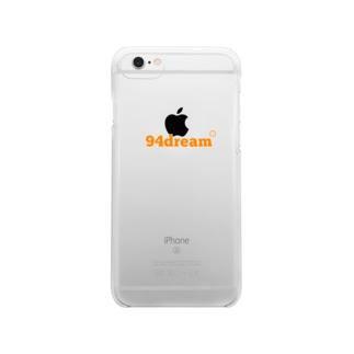 94ライン 透明ケース Clear smartphone cases