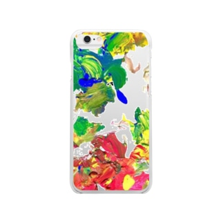 color Clear smartphone cases