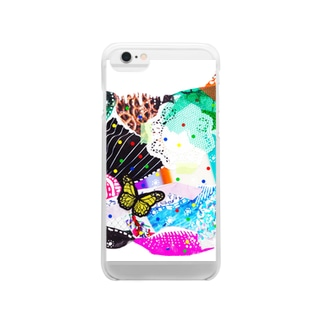春めき Clear smartphone cases