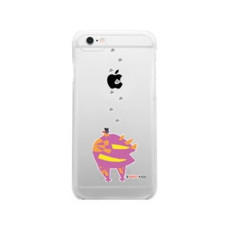 NEW-BIRD-02 Clear smartphone cases