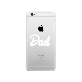 Dad Clear smartphone cases