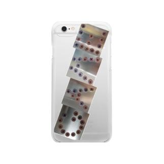 ゲーマー様向けGAME メタリックケースⅡ Clear smartphone cases