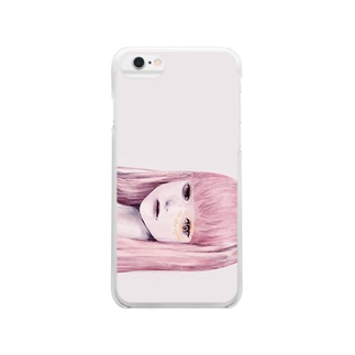 Shelf expired - logo Clear smartphone cases