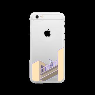 kitttakaのおーいっ! Clear smartphone cases