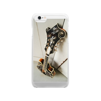 WADE MANDOLIN Clear smartphone cases