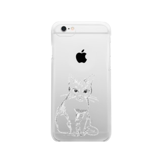 Ne Clear smartphone cases