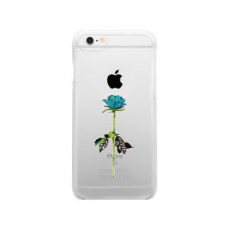 奇跡 Clear smartphone cases