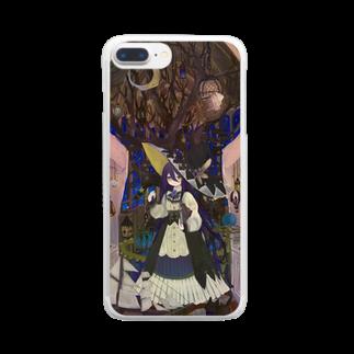 群青の✨ Clear smartphone cases