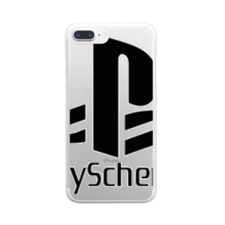 PlayScheme クリアスマートフォンケース